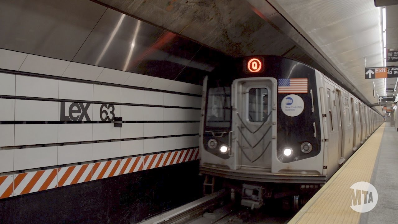 2nd Avenue Q Train Mta Subway Map.Introducing The Second Avenue Subway