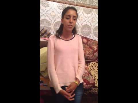 Moroccan singer A. Changa