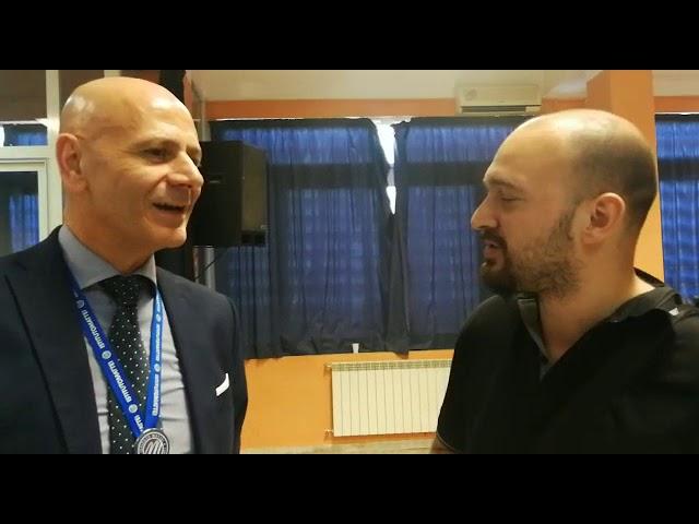 FOLLOW, LA WEB SERIE: INTERVISTA AL D.S. DELL'ISTITUTO MATTEI ROBERTO PAPA
