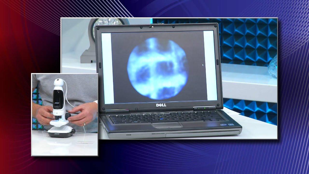 Somikon digitales in mikroskop mp usb youtube
