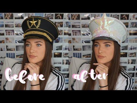 DIY | Festival Captain Hat