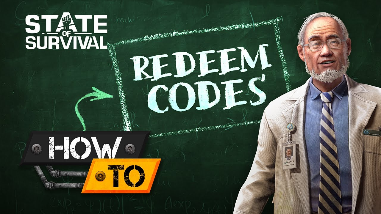 SOS - How To Redeem Codes