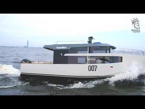 Modern Yachts - Expedition 31