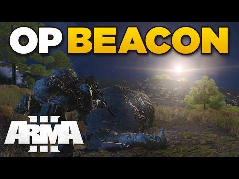 ZEUS - OP BEACON | ARMA 3 [ARES, JSRS3 Dragonfyre, Blastcore Phoenix]