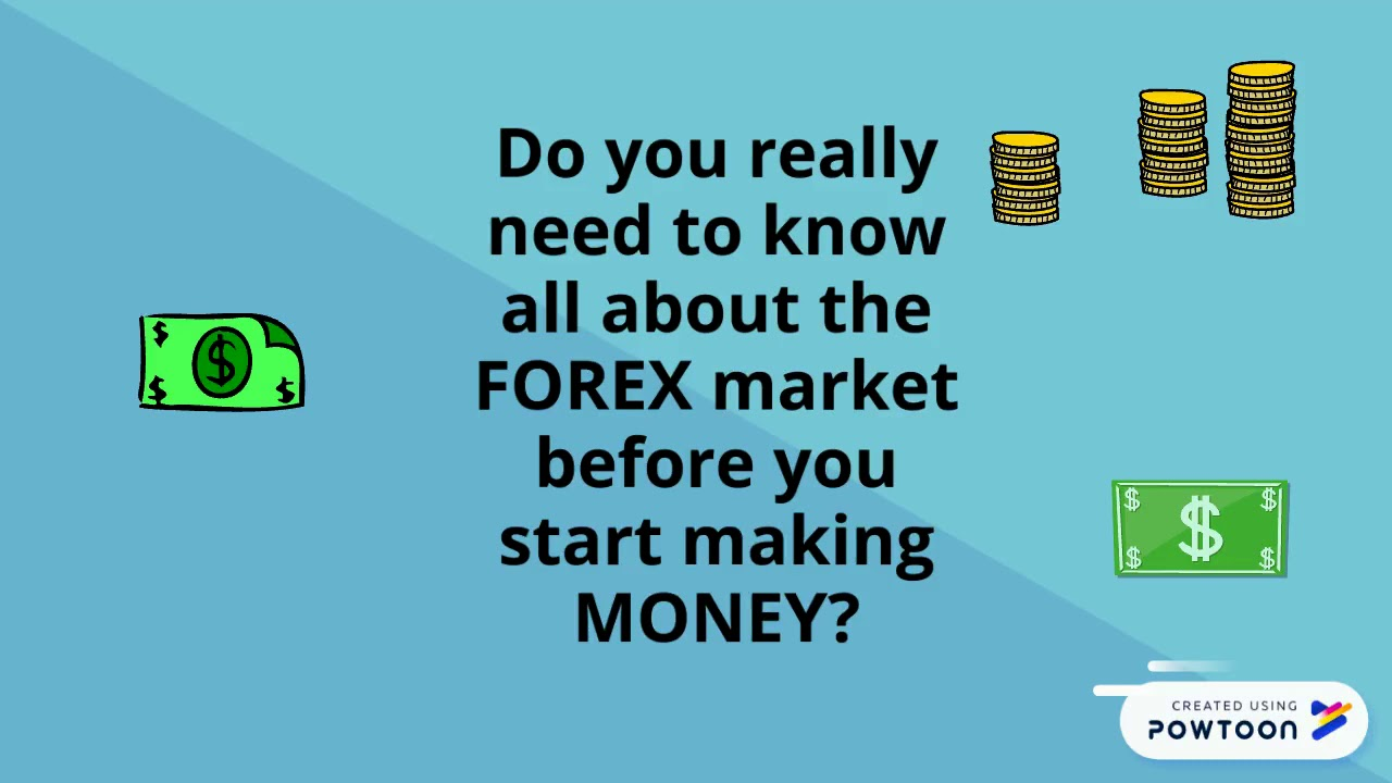 How to get started on forex