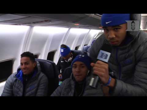 DBP: Jayson Tatum on the Flight Home from Connecticut