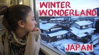 Best Train Journey From Tokyo   Winter Getaway Japan - Minakami