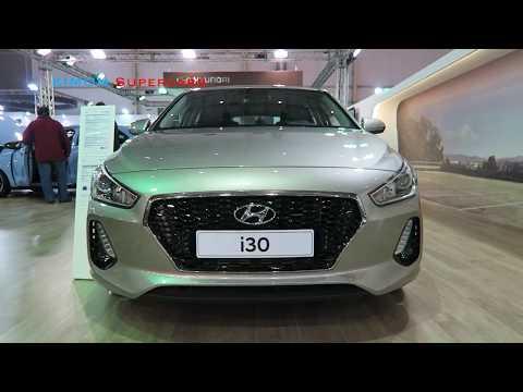 NEW 2018 Hyundai i30 Exterior Interior