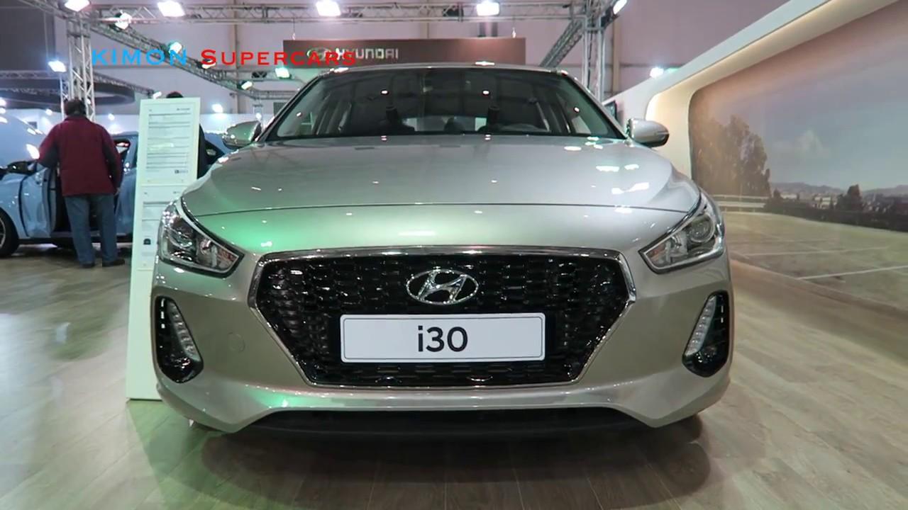 New 2018 Hyundai I30 Exterior Interior Youtube