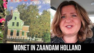 Monet in Zaandam, Holland