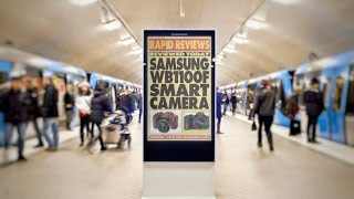 Samsung WB1100F Smart camera RAPID REVIEW