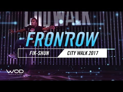 Fik Shun | FrontRow | World of Dance Live 2017 |...