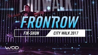 fik shun frontrow world of dance live 2017 wodlive17