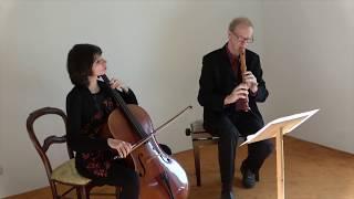 J.S. Bach - Gigue BWV 817