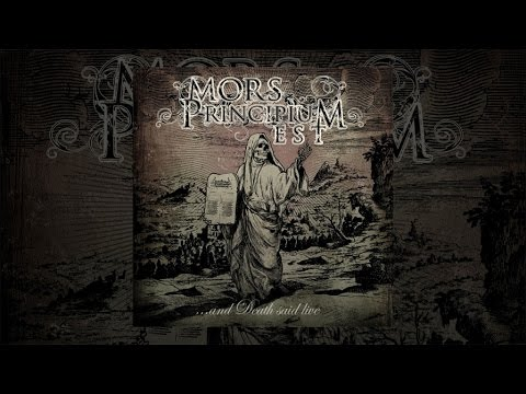 MORS PRINCIPIUM EST - Bringer of Light (2012) // official audio video // AFM Records
