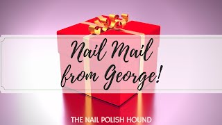 Nail Mail from George
