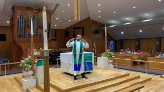 Sermon, 4th Sunday After Pentecost, June 20, 2021