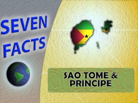 7 Facts about São Tomé & Príncipe