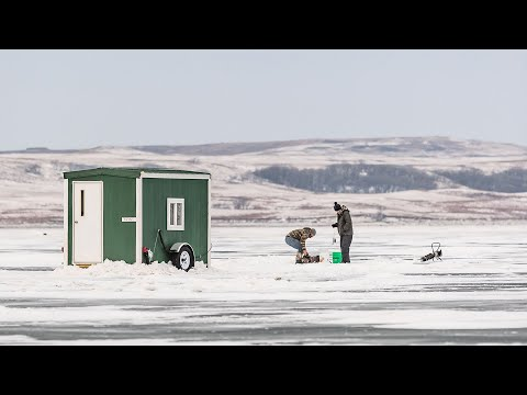 Ice Fishing Rules And Regulations - NDGNF