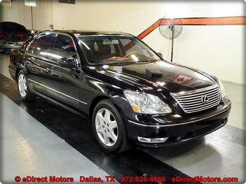 2004 lexus ls430 reviews