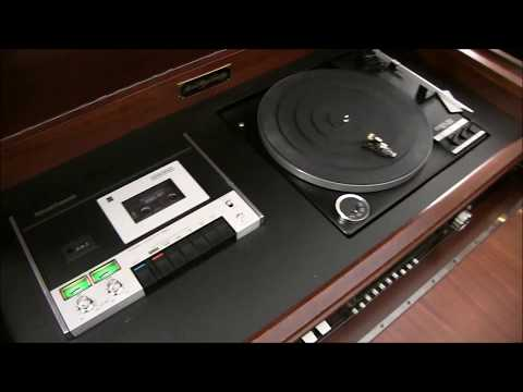 Garrard 86SB Record deck repair. From Period High Fidelity Unit