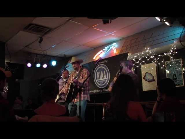 Matt Prater Live at The Bluebird Cafe