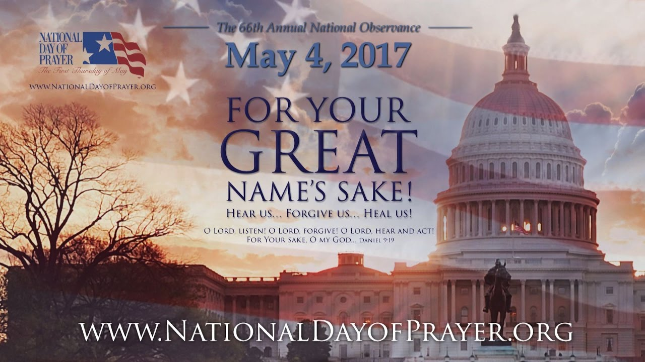 Image result for the national day of prayer 2017