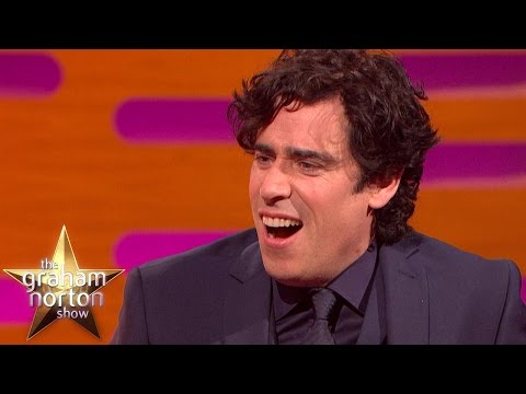Stephen Mangan Claims He Knows What Dogging Feels Like  The Graham Norton