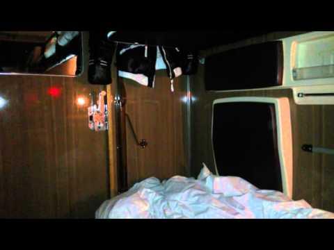 Поезд 126 Москва-Новороссийск (купе)