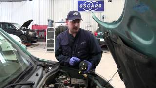 Renault Kangoo 1.5 DCI - Changement du filtre à carburant