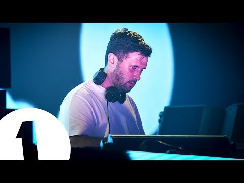 Danny Howard live from Hï for Radio 1 in Ibiza