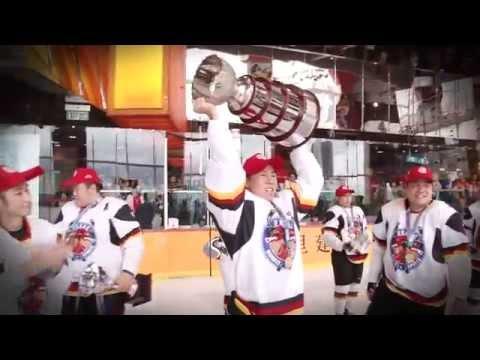 2015 Mega Ice Hockey5's - Adult Day 6 (Highlights of 9 May)