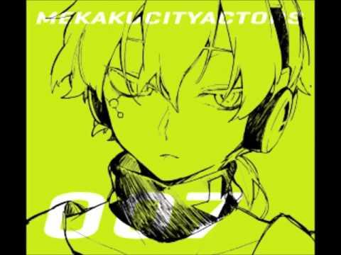Konoha No Sekai Jijou /Konoha's State Of The World/ Jin Ft. Nanou - MEKAKUCITY ACTORS Vol.7 Bonus CD