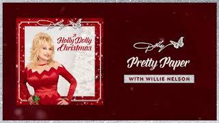 Dolly Parton - Pretty Paper (with Willie Nelson) (Audio)
