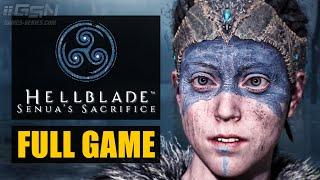 Hellblade: Senua's Sacrifice - Full Guide + All Lorestones [No Commentary]