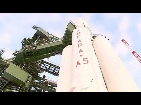 Russia successfully launches the massive Angara 5 rocket into orbit