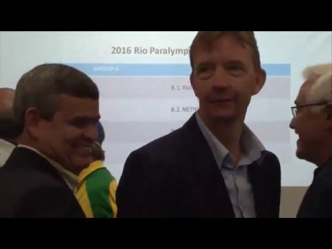 Official Rio Paralympic Games Draw