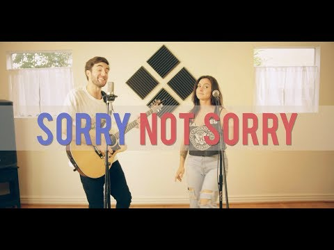 Demi Lovato - Sorry Not Sorry | ACOUSTIC COVER