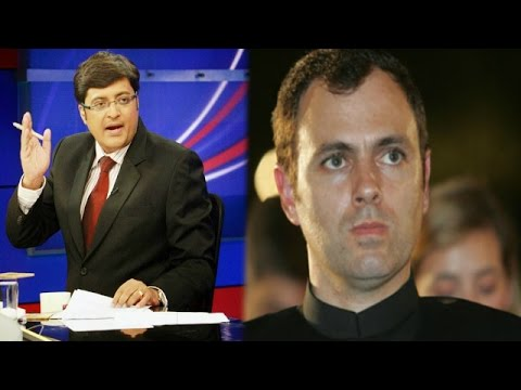 The Newshour Debate: Omar Abdullah Surrenders - Full Debate (1st August 2014)