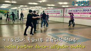social partnerdance-alligater …