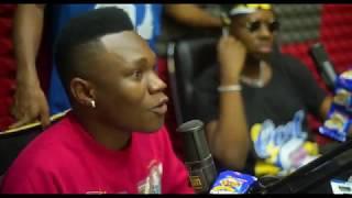 Mbosso & Lava Lava Live Interview in Dizzim Fm (MOROGORO)