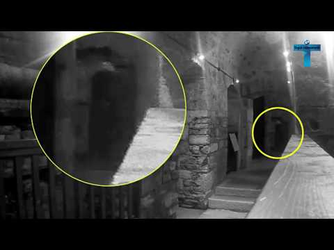 Top 10 Real Paranormal Activity And Ghost Sightings On CCTV