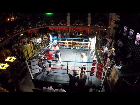 Ultra White Collar Boxing | Colchester | Chris Lloyd VS Lee Mahoney
