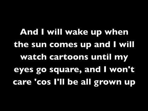Matilda the Muscial-When I Grow Up (Reprise) lyrics