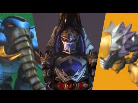 Top 5 UNRELEASED Power Rangers TOYS!