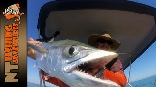 Fishing the Pellew Islands - NT Fishing Adventures