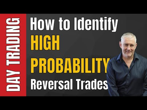How to Identify High Probability Reversal Trades. Where Fortunes are made! - 동영상