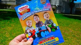 Thomas And Friends; 2015 Thomas The Train Wooden Railway Yearbook