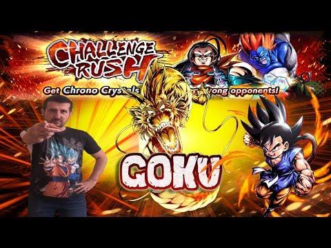 Goku Challenge Rush Dragon Ball Legends