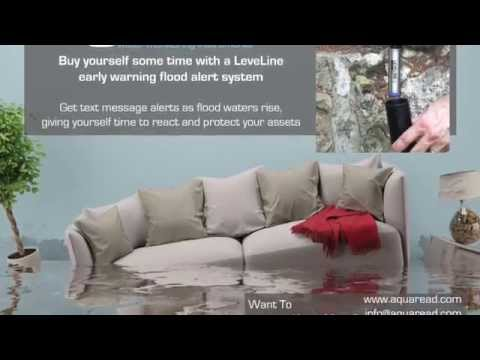 Early Flood Warning System Leveline Ews From Aquaread